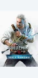 Wiedźmin 3: Serca z kamienia PC DVD - Wirtus.pl