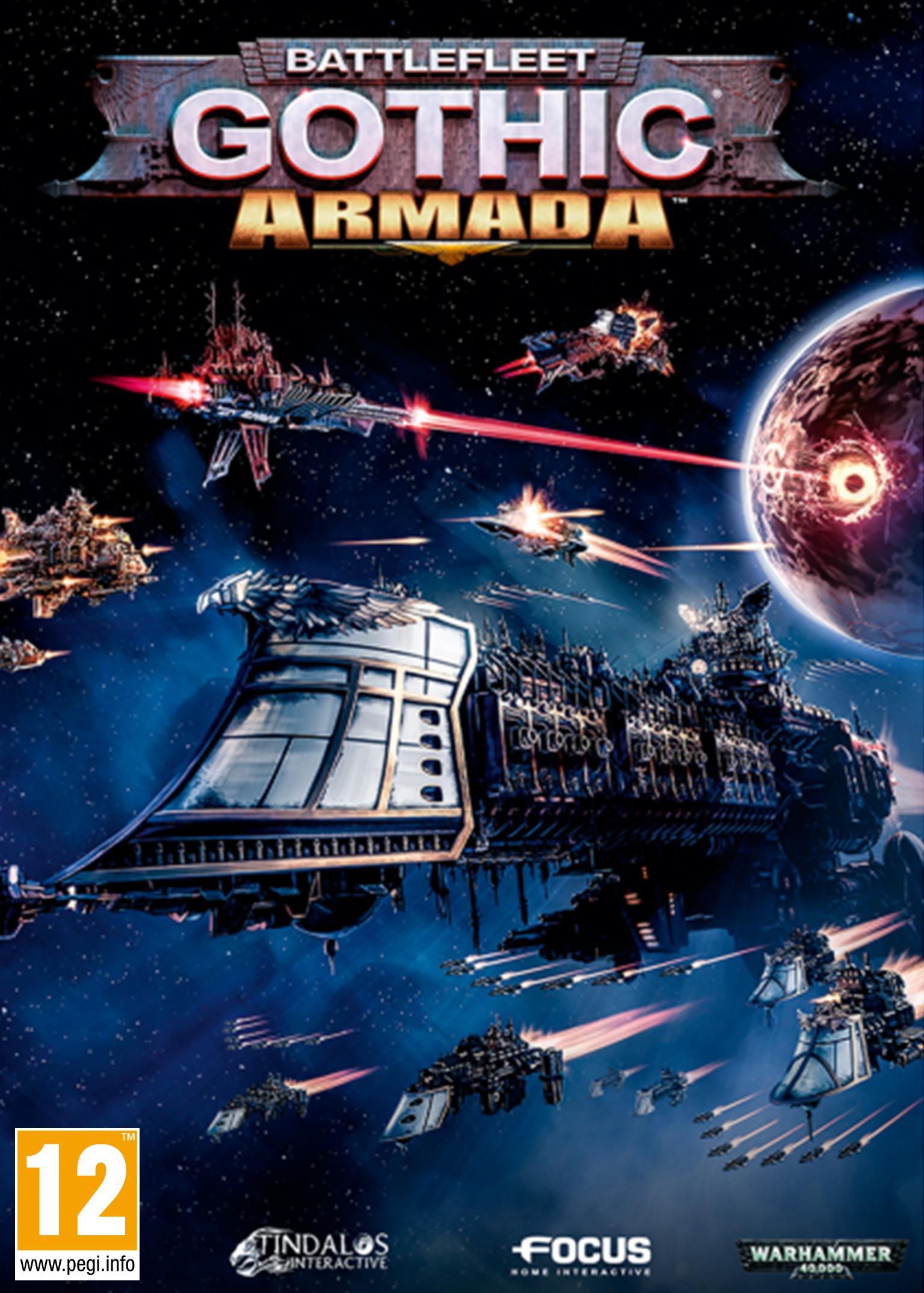 Battlefleet Gothic Armada PC DVD - Wirtus.pl