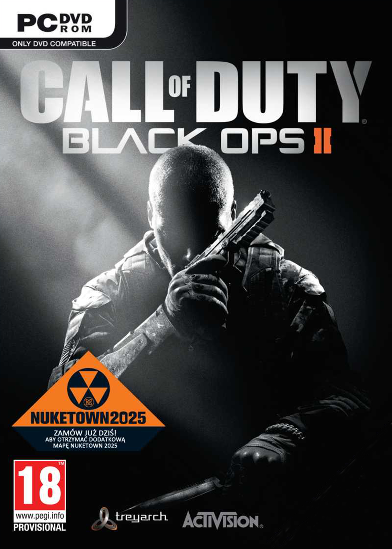 Call of Duty Black Ops 2 PC DVD - Wirtus.pl