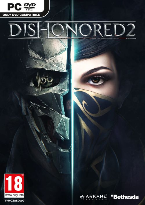 Dishonored 2 PC DVD - Wirtus.pl