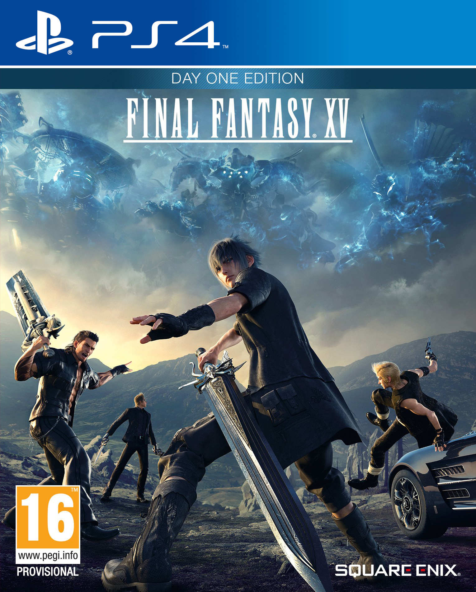 Final Fantasy XV (PS4) - Wirtus.pl