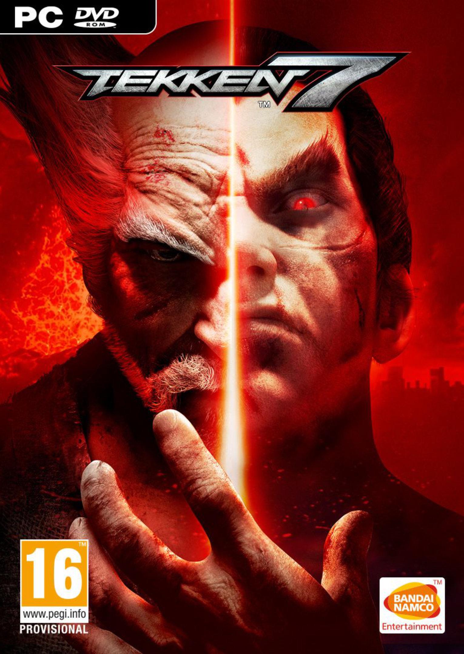Tekken 7 (PC) DVD - Wirtus.pl