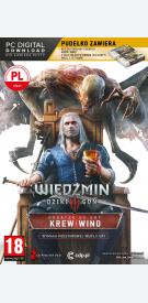 Wiedźmin 3: Krew i wino PC DVD - Wirtus.pl