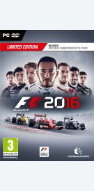 F1 2016 Limited Edition PC DVD - Wirtus.pl