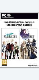 Final Fantasy III/ Final Fantasy IV Double Pack Edition PC PC DVD - Wirtus.pl