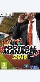 Football Manager 2016 PC DVD - Wirtus.pl