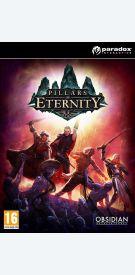 Pillars of Eternity PC DVD - Wirtus.pl