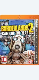 PKK Borderlands 2 Game of the Year Edition PC DVD - Wirtus.pl