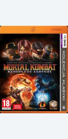 PKK Mortal Kombat 9 Complete Edition PC DVD - Wirtus.pl