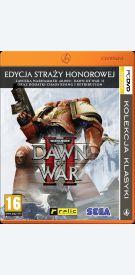 PKK Warhammer 40000 Dawn of War II - Edycja Straży Honorowej PC DVD - Wirtus.pl
