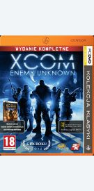 XCOM Enemy Unknown Complete Edition PC DVD - Wirtus.pl