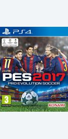 Pro Evolution Soccer 2017 PS4- Wirtus.pl