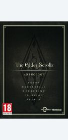 The Elder Scrolls Anthology PC DVD - Wirtus.pl