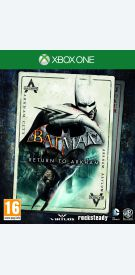 Batman: Return to Arkham XOne DVD - Wirtus.pl