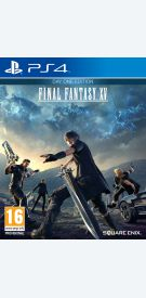 Final Fantasy XV (PS4) - Wirtus.pl