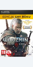 Wiedźmin 3: Dziki Gon PC DVD - Wirtus.pl