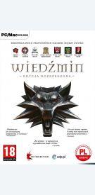 Wiedźmin: Edycja Rozszrzona PC DVD - Wirtus.pl