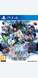World of Final Fantasy PS4 DVD - Wirtus.pl