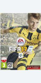 FIFA 17 PC DVD - Wirtus.pl
